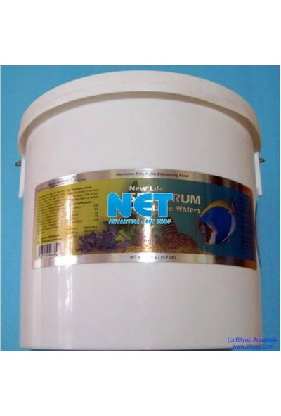 New Life Spectrum H2O Stable Wafers 100 Gr.