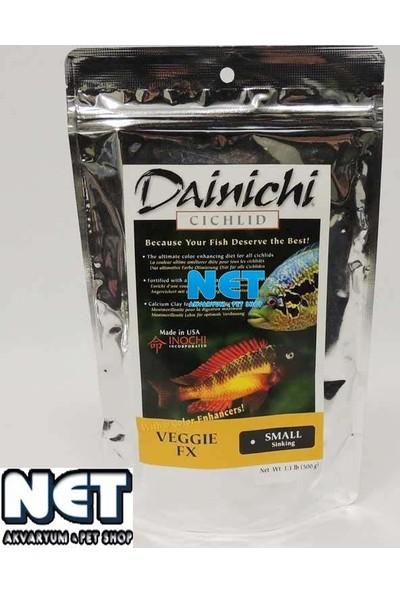 Dainichi Cichlid Veggie Fx Small 100 Gr. 3 Mm