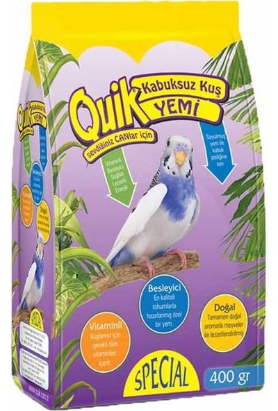 Quik Special Kabuksuz Kuş Yemi 400Gr