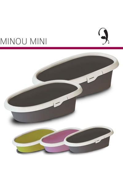 Mp Bergamo Mp Açık Kedi Tuvaleti Mınou Mını 43*30*14Cm