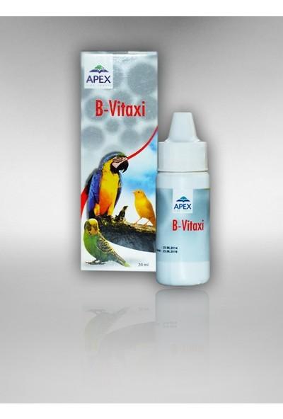 Apex B Vitaxi(Kuş B Vitamini-Tüy Dökümü)