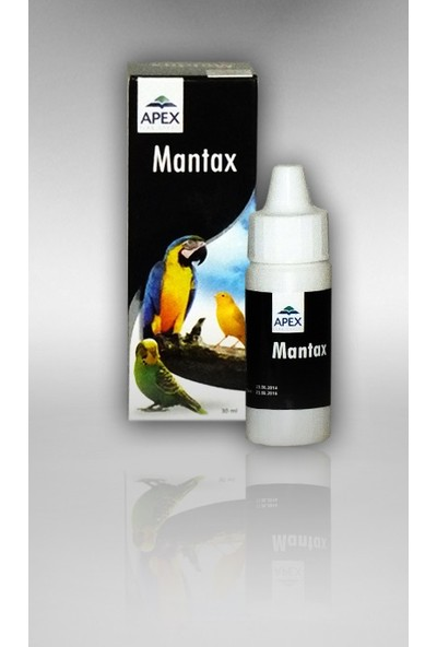 Apex Mantax(Kuş Mantar)