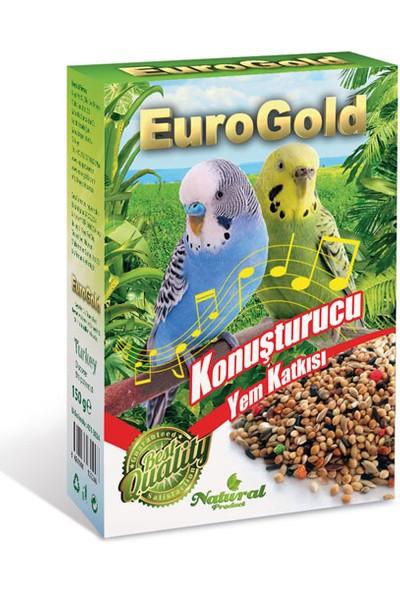 Eurogold Konuşturucu Yem Katkısı 150 G (10)