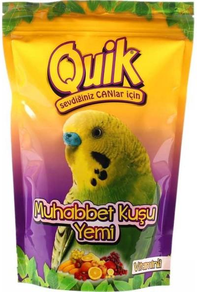 Quik Muhabbet Yemi 400 Gr 10'Lu