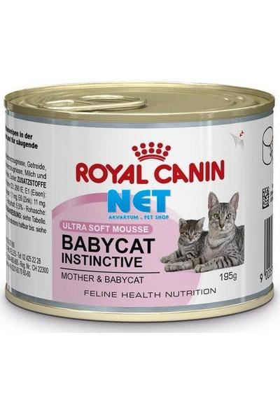 Royal Canin Babycat Instictive 195 Gr Kedi Yaş