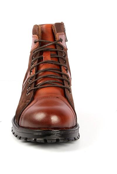 Bay Pablo B110-03 Erkek Günlük Bot + Çorap