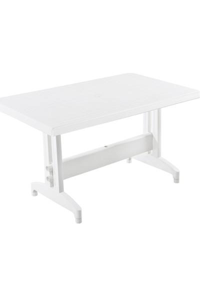 Papatya Prestıge Masa Beyaz