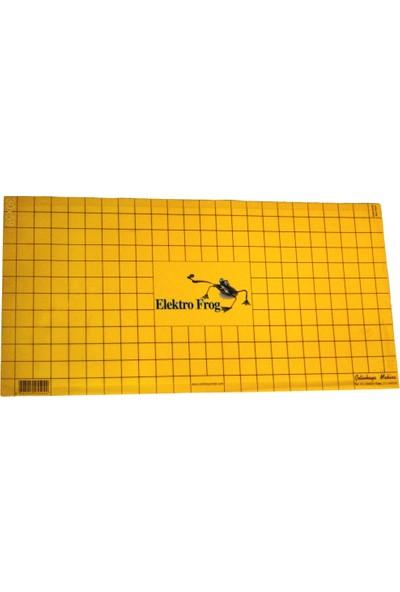 Çetinkaya Elektrofrog Sinek Tutucular İçin 600X300 Mm Sarı Sinek Yapışkan Plakası 10 Adet