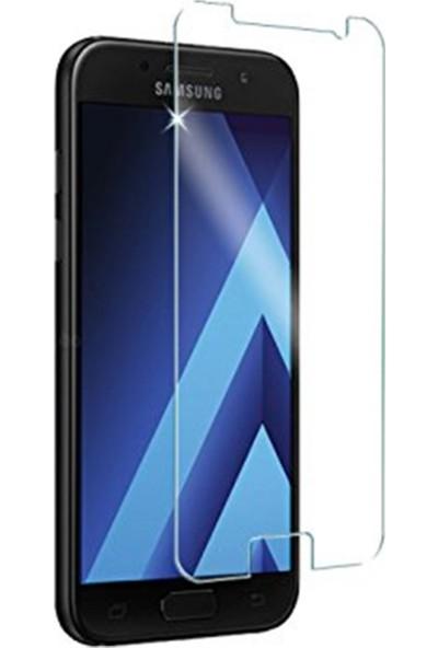 Orange Samsung A5 2017 2.5D Ultra Şeffaf Cam Ekran Koruma