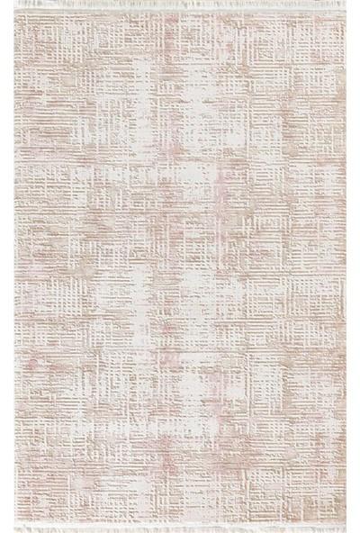 Padişah Zeugma 17874 065 150x233 cm Oval Saçaklı Modern Halı