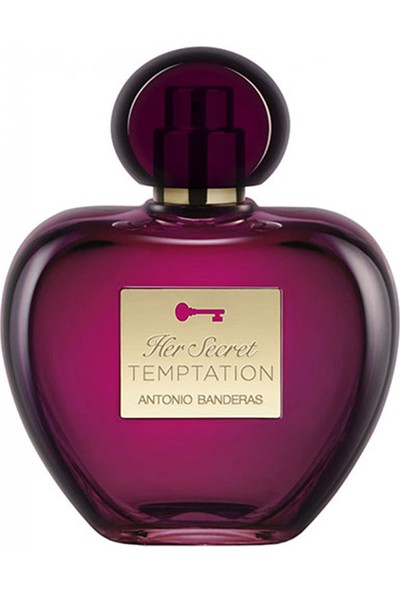 Antonio Banderas Her Secret Temptation Bayan Edt 80 Ml