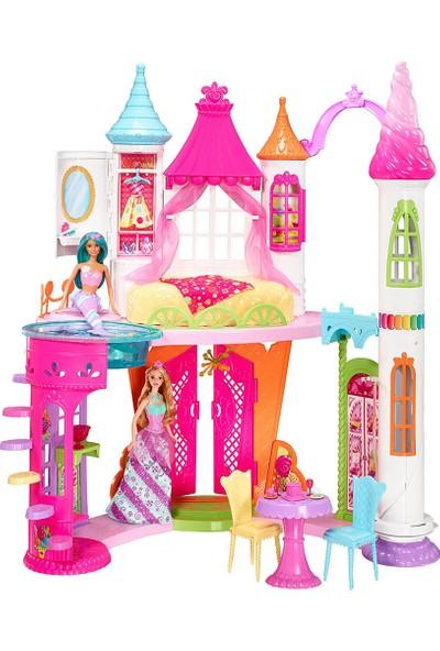 Barbie Dreamtopia Şeker Krallığı Şatosu Oyun Seti