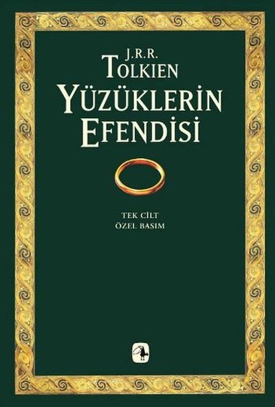 Yüzüklerin Efendisi Üç Kitap Tek Cilt Takım - J.R.R. Tolkien
