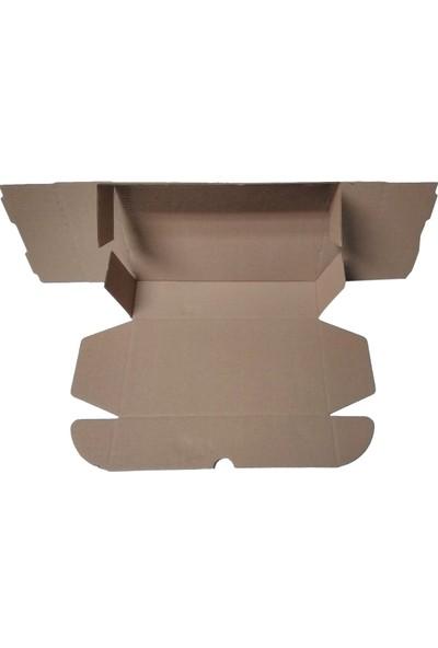 25 Adet Koli Kutu 0,98 Desi (28x15x7cm) Kargo Paket Taşıma Baskısız