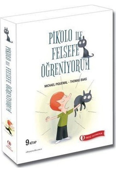Pikolo İle Felsefe Öğreniyorum-9 Kitap Takım - Ozan Çapan