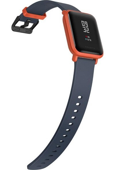 Amazfit Bip Bluetooth Nabız GPS Akıllı Saat - Global Versiyon - Turuncu - Ios ve Android Uyumlu