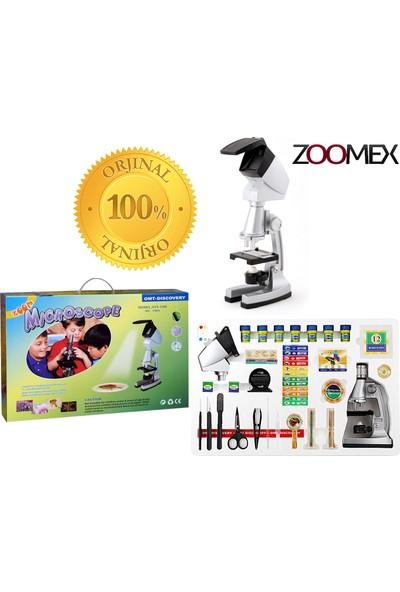 Zoomex STX-1200 Mikroskop Set - Eğitici ve Öğretici - Geleceğin Bilim Adamı Olun!