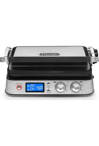 Delonghi CGH1012D Multigrill 6 Pişirme Fonksiyonlu Dijital Izgara ve Tost Makinesi
