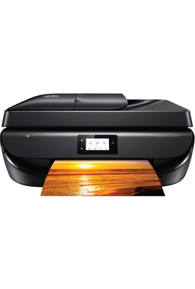 HP DeskJet Ink Advantage 5275 Faks + Fotokopi + Tarayıcı + Wi-Fi Airprint + Çift taraflı Yazıcı M2U76C