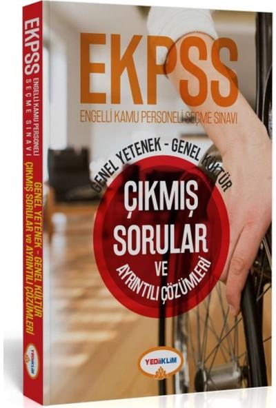 Yediiklim Yayınları E-KPSS Genel Yetenek- Genel Kültür Çıkmış Sorular