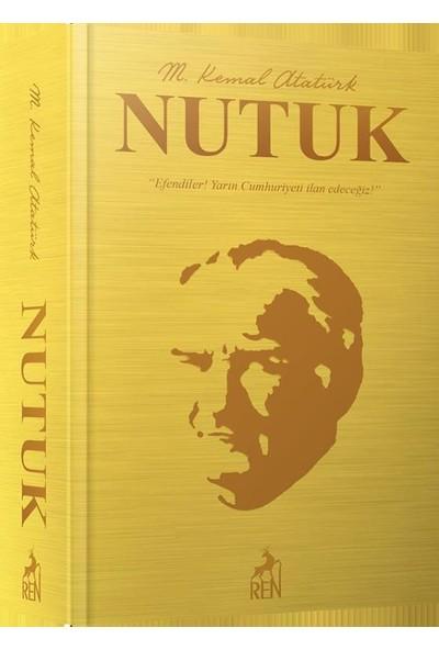 Nutuk(Ciltli) - Mustafa Kemal Atatürk