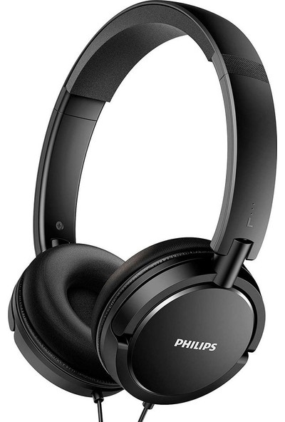 Philips SHL5000/00 Kulaküstü Siyah Kulaklık