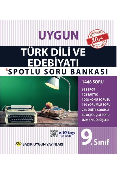 Sadık Uygun Yayınları 9.Sınıf Türk Edebiyatı