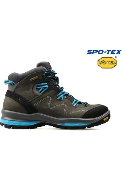 Grisport Haki Kadın Unisex Trekking Bot Ve Ayakkabısı 12529N84T