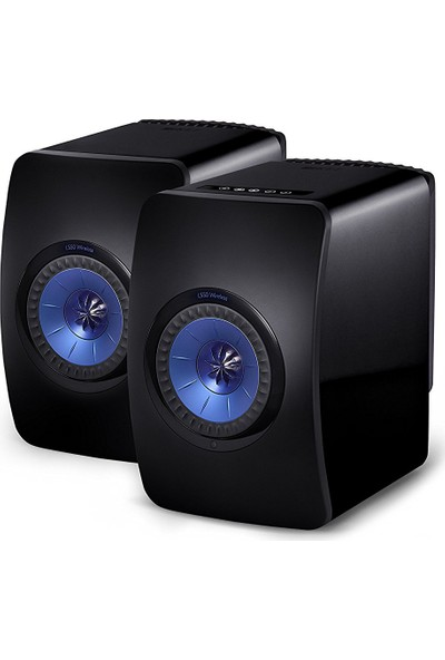Kef LS50 Wireless Aktif Hoparlör - Black Piano