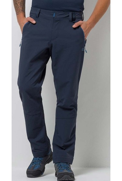 Jack Wolfskin Activate Xt Erkek Softshell Pantolon 1503751 / Night Blue