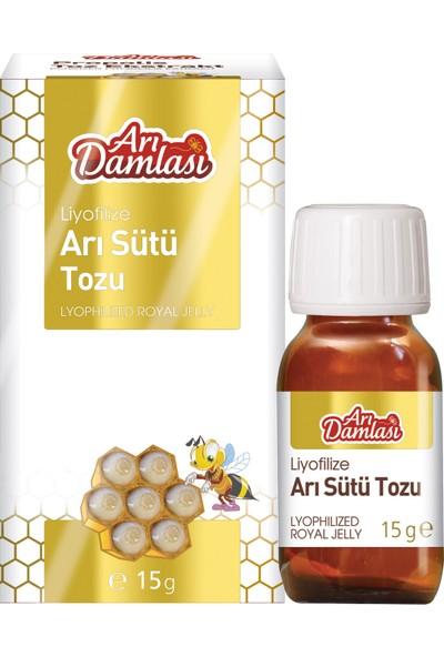 Arı Damlası Liyofilize Arı Sütü Ekstratı