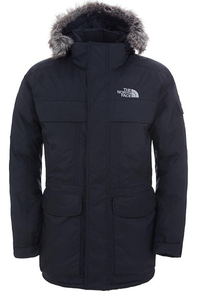 The North Face Mc Murdo Parka Erkek Mont Siyah