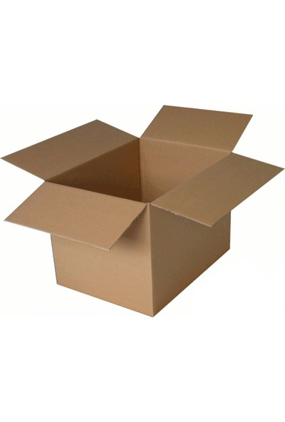 Kolievi Koli 100 Adet 15x10x7.5cm Paket Taşıma Kutusu