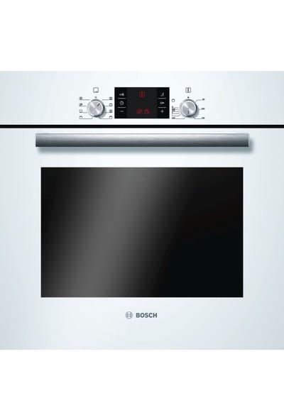 Bosch HBG43S320Q Ankastre Fırın Beyaz