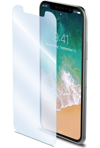 Celly Easy Glass iPhone X Ekran Koruyucu