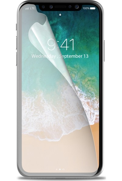 Celly Screen Perfetto Iphone X Ekran Koruyucu