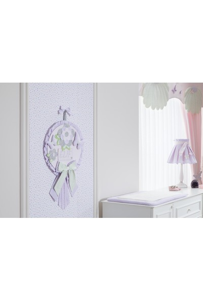 My Wish Butterfly Bebek Odası Kapı Süsü