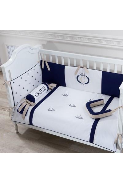 My Wish Royal Blue Bebek Uyku Seti
