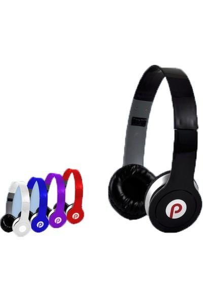 Platoon MP3 Player Renkli Desenli + 8 GB Hafıza Kartı + Platoon Kırmızı Kulaklık
