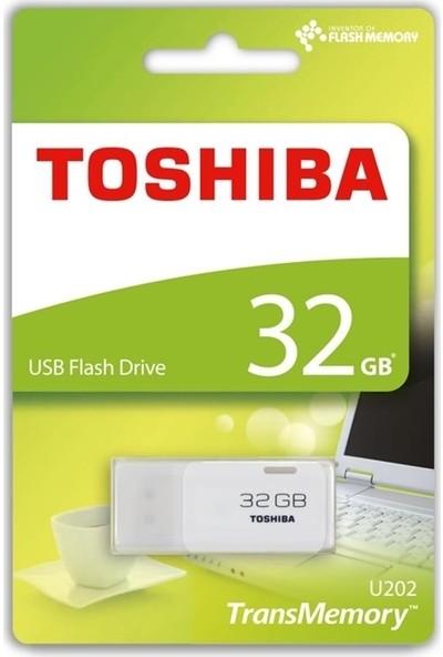 Toshiba 32Gb Hayabusa Usb 2.0 Bellek (10 Adet)