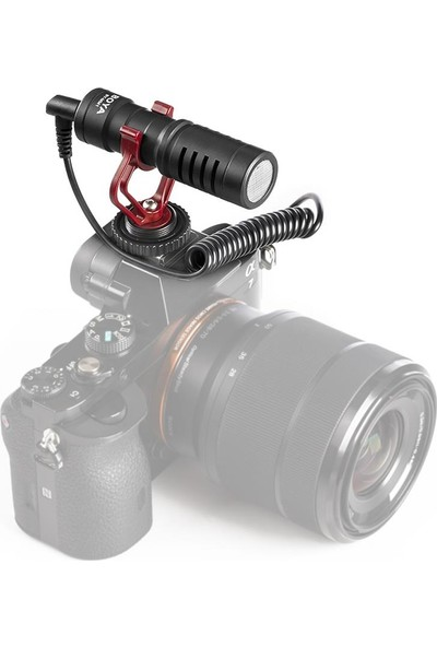 Boya BY-MM1 Condenser Mikrofon