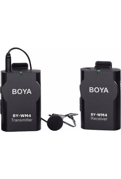 Boya BY-WM4 Telefon Kablosuz Mikrofonu