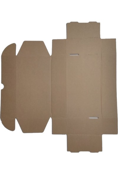50 Adet Koli Kutu 0,98 Desi (28x15x7cm) Kargo Paket Taşıma Baskısız