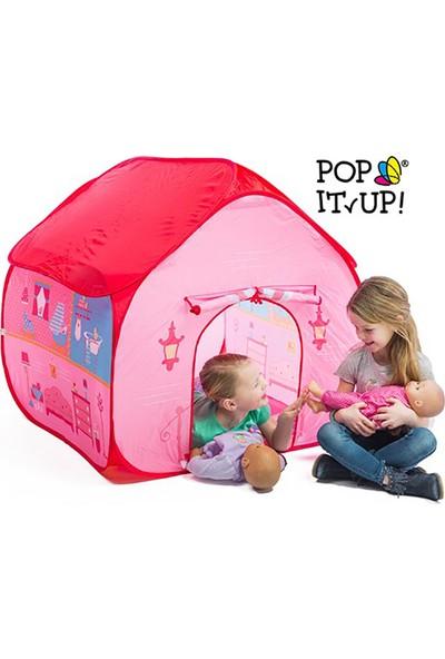 Pop It Up Bebek Evi Oyun Çadırı - 40 Saniyede Katlanır / Kurulur