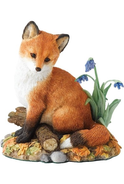 Border Fine Arts Fox Cub Biblo