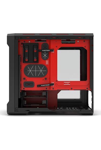 Phanteks Enthoo Evolv İtx Cam Kapaklı Siyah Kırmızı Bilgisayar Kasası Ph-Es215Ptg_Srd