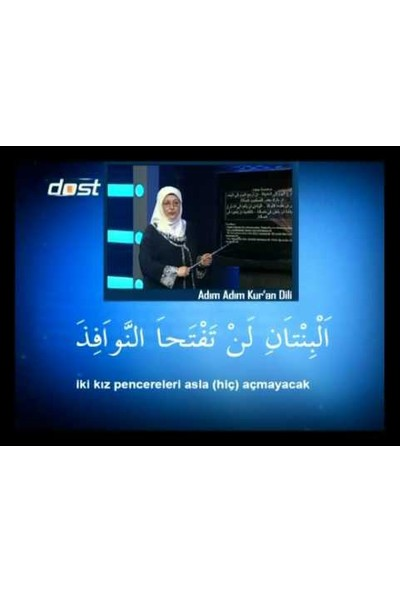 Adım Adım Kur'an Dili - Necla Yasdıman