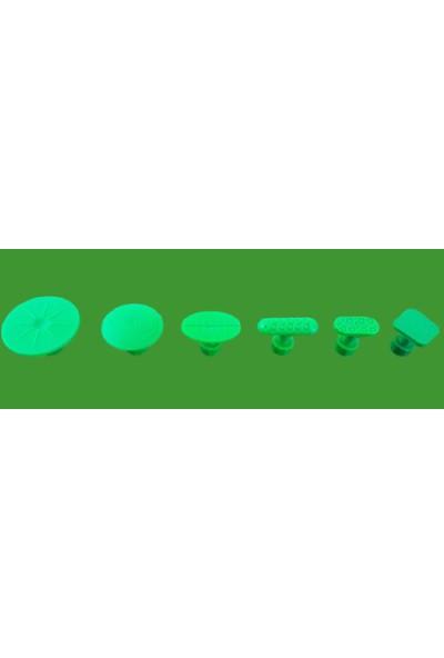 Albantek Pdr Boyasız Göçük Düzeltme Çektirme Ucu Seti (190 Parça)