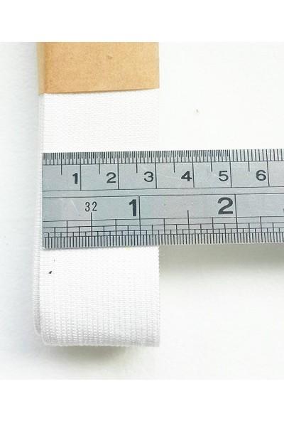 Dokuma Yassı Lastik - 2 MT - Tütü Lastiği