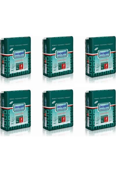Incoped Belbantlı Hasta Bezi Large 48 Adet (8 Adet x 6 Paket)